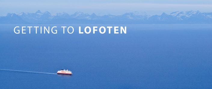 Lofoten Travel - Getting to Lofoten