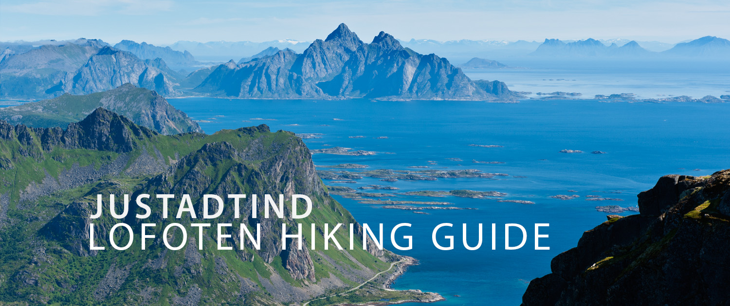 Justadtind Hiking Guide - Lofoten Islands