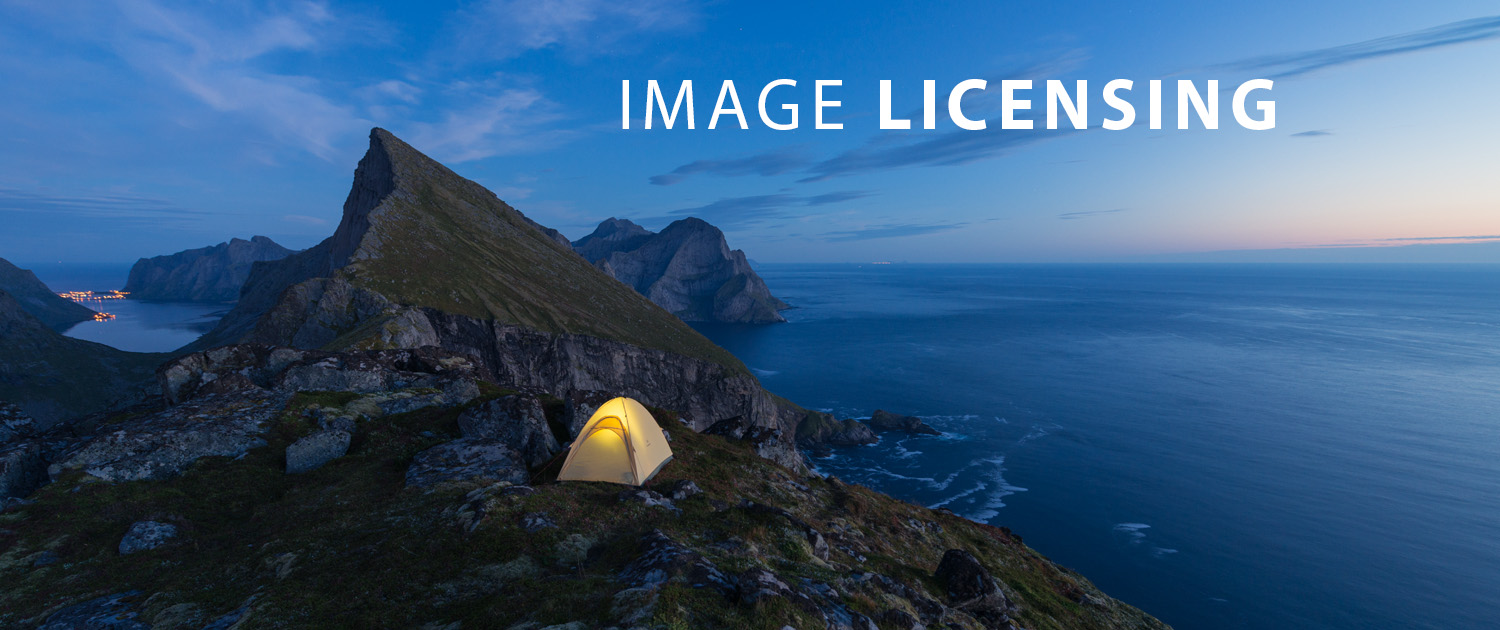 Image Licensing - Lofoten Islands