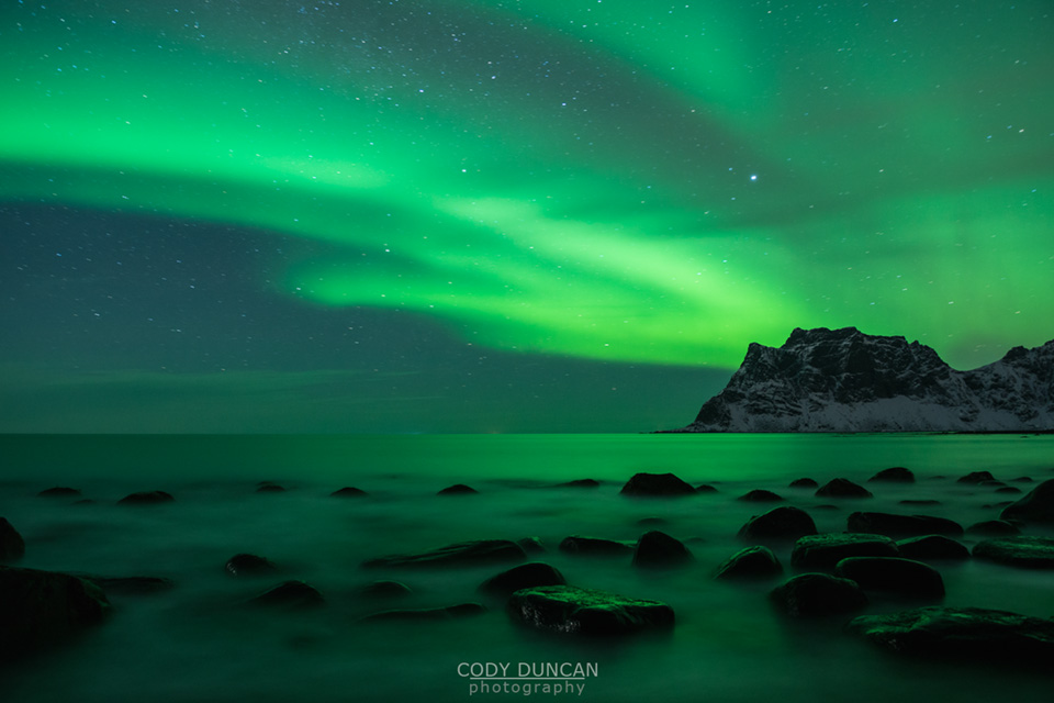 Lofoten Islands Northern Lights - Aurora Borealis Watching ...