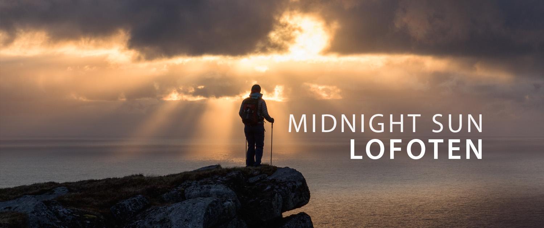 Lofoten Travel - Midnight Sun