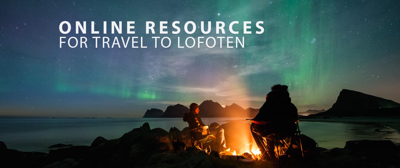 Lofoten Travel - Online Resources