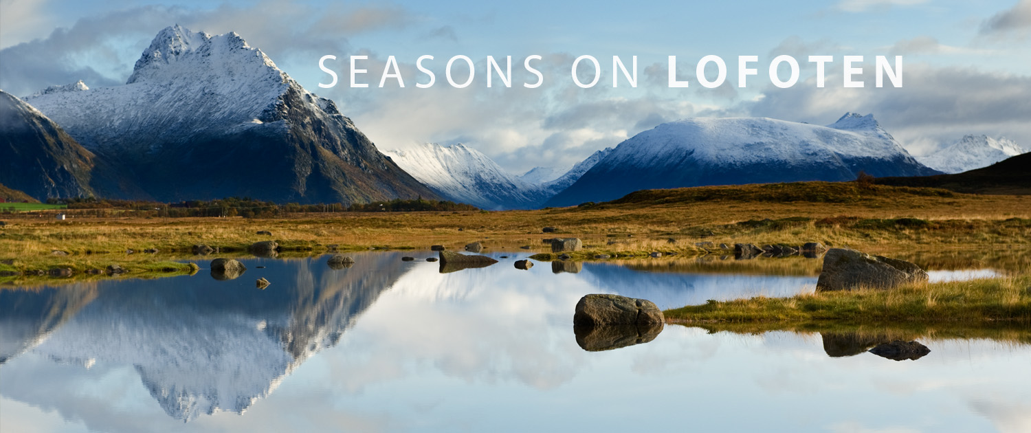 Lofoten Travel - Seasons on Lofoten