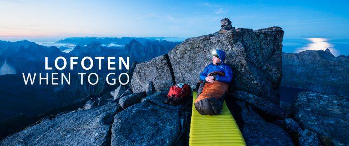 Lofoten Travel - When To Go