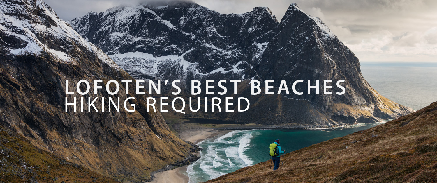 Hiking Guide Lofoten's Best Beaches