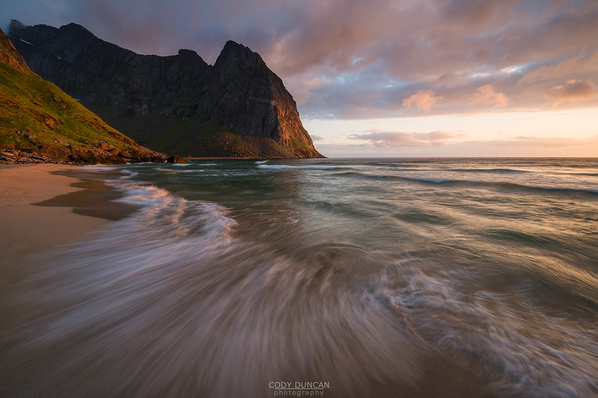 Kvalvika Beach - Lofoten's Best Beaches