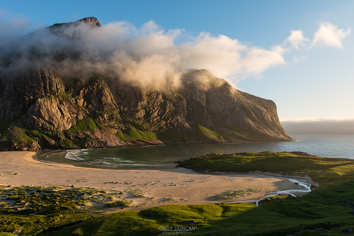 Horseid Beach - Lofoten's Best Beaches