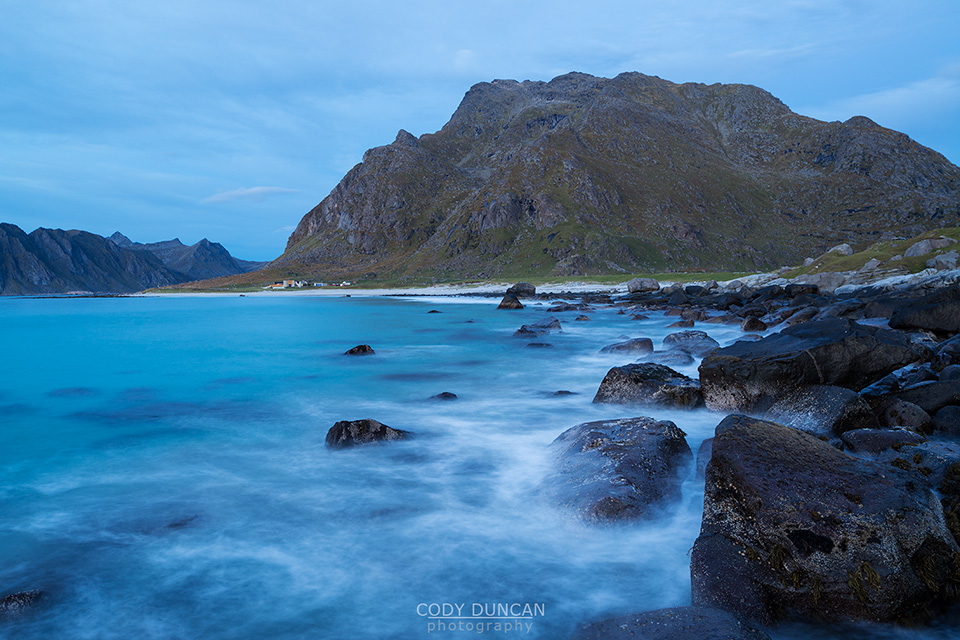 Himmeltindan, Lofoten Islands, Norway