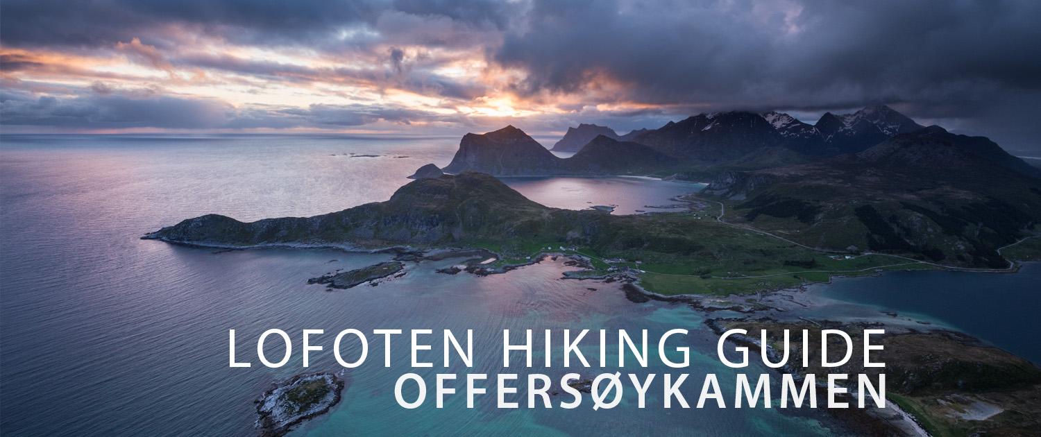 Offersøykammen Hiking Guide - Lofoten Islands