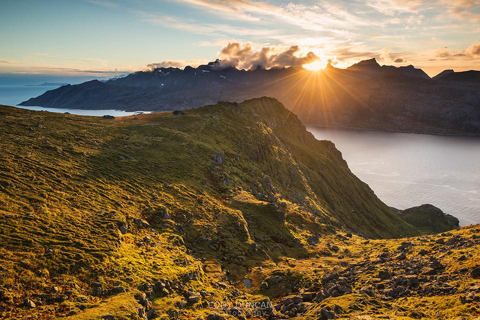 Skottinden, Lofoten Islands, Norway