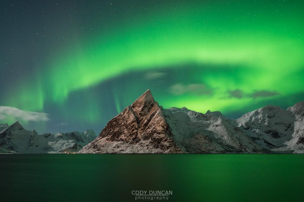 Northern Lights – 68 North