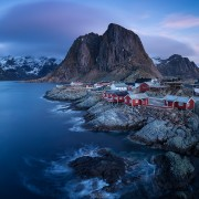 Hamnoy, Lofoten Islands, Norway