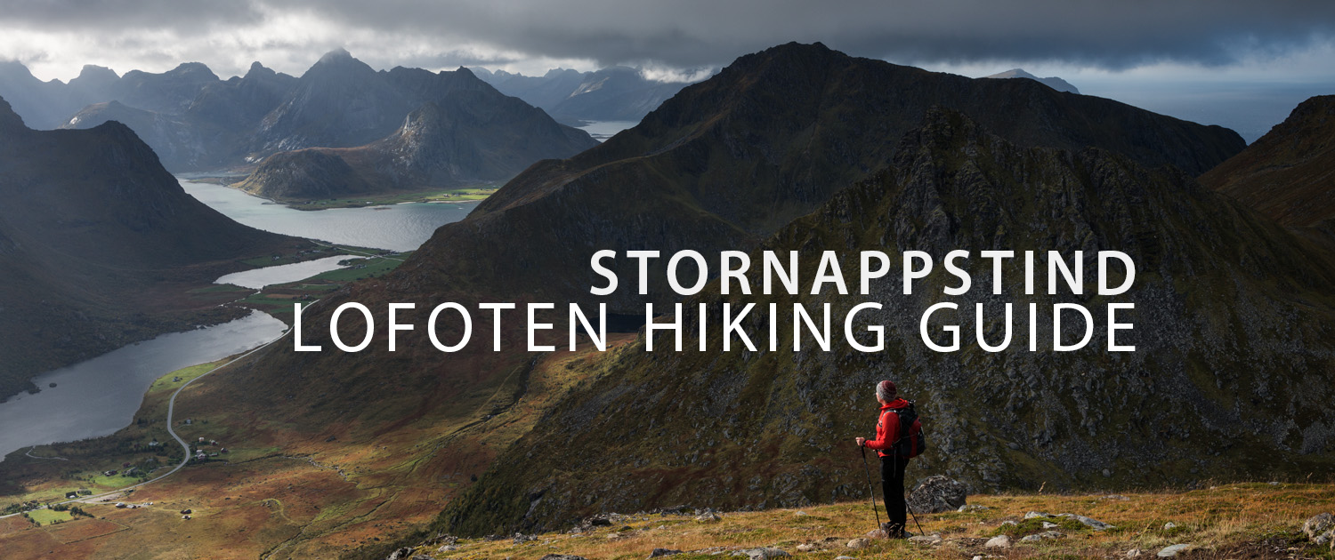 Stornappstind hiking guide - Lofoten Islands