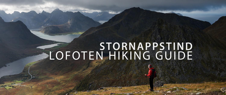 Stornappstind hiking guide - Lofoten Islands