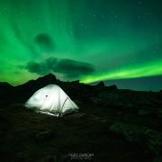 Lofoten Islands Northern Lights