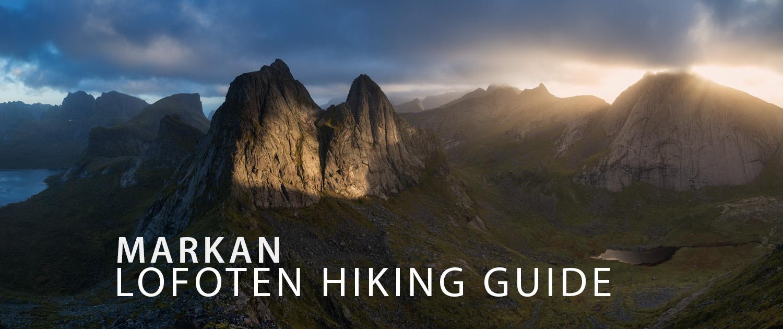 Markan mountain hiking guide - Lofoten Islands