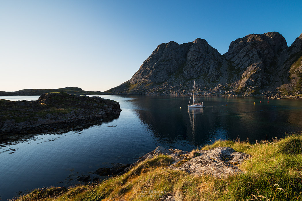 Sailing Lofoten Islands, NorwaySailing Lofoten Islands, Norway