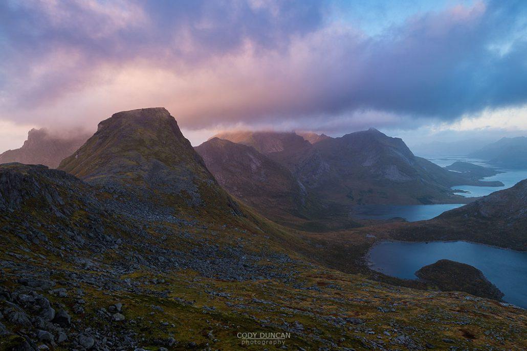 Branntuva Hiking Guide - Lofoten Islands