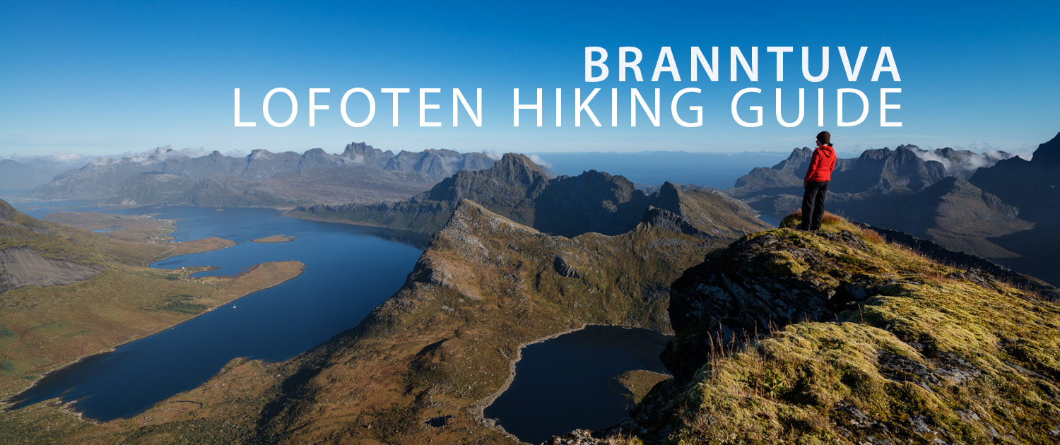Branntuva Mountain Hiking Guide - Lofoten Islands