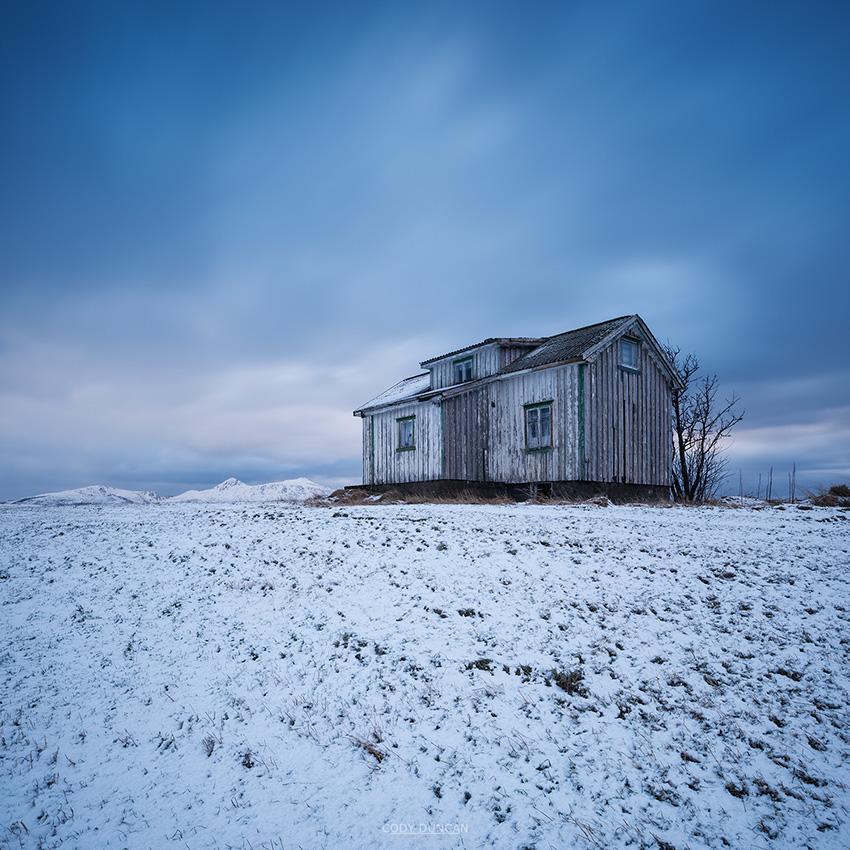 Old Farm House, Lofoten Islands, Norway