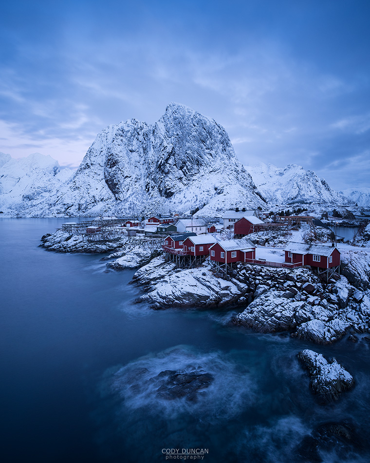Hamnoy, Lofoten Islands, Norway