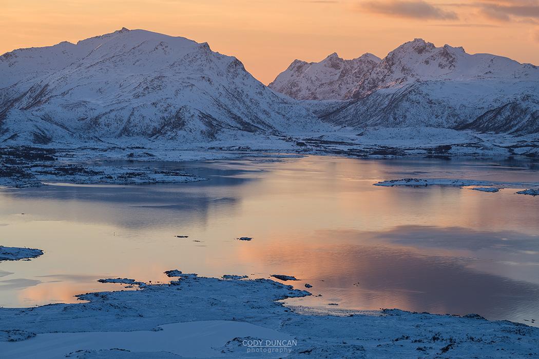 Hoven, Lofoten Islands, Norway