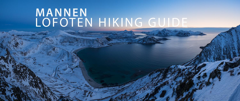Mannen Hiking Guide - Lofoten Islands