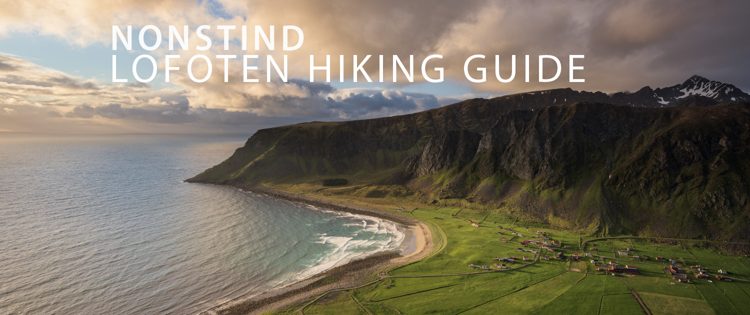 Nonstind Hiking Guide - Lofoten Islands