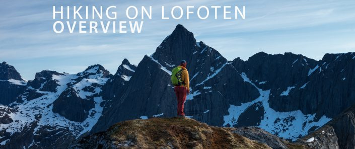 Introduction to hiking on Lofoten