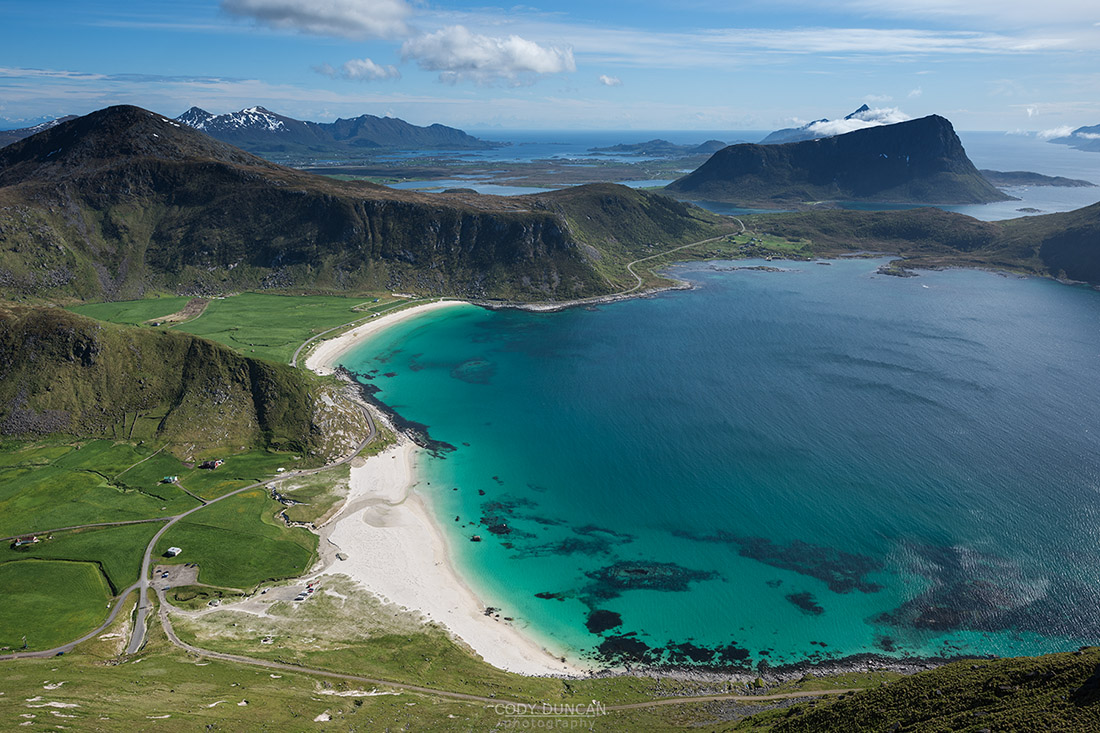 Mannen, Lofoten Islands, Norway