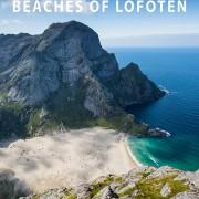 Beaches of Lofoten - Ebook travel guide