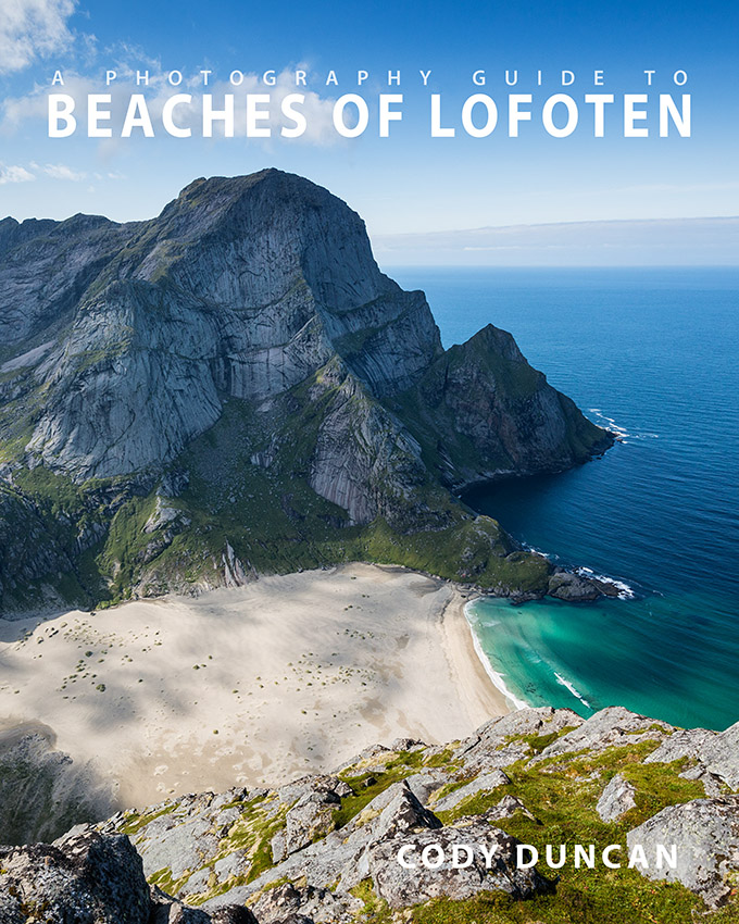 Beaches of Lofoten - Ebook travel guide