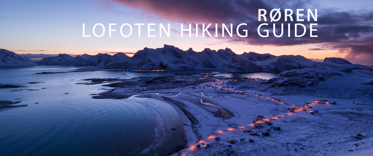 Røren Hiking Guide - Lofoten Islands