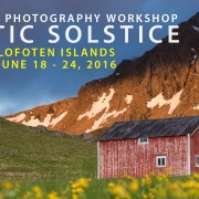 Lofoten Photo Tour - Arctic Solstice 2016