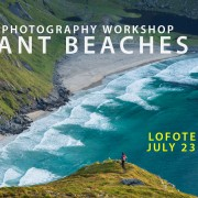 Lofoten Photo Workshops Summer 2016