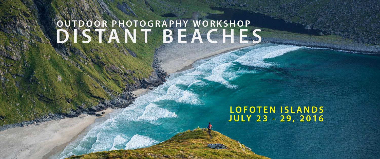 Lofoten Photo Workshops Summer 2016