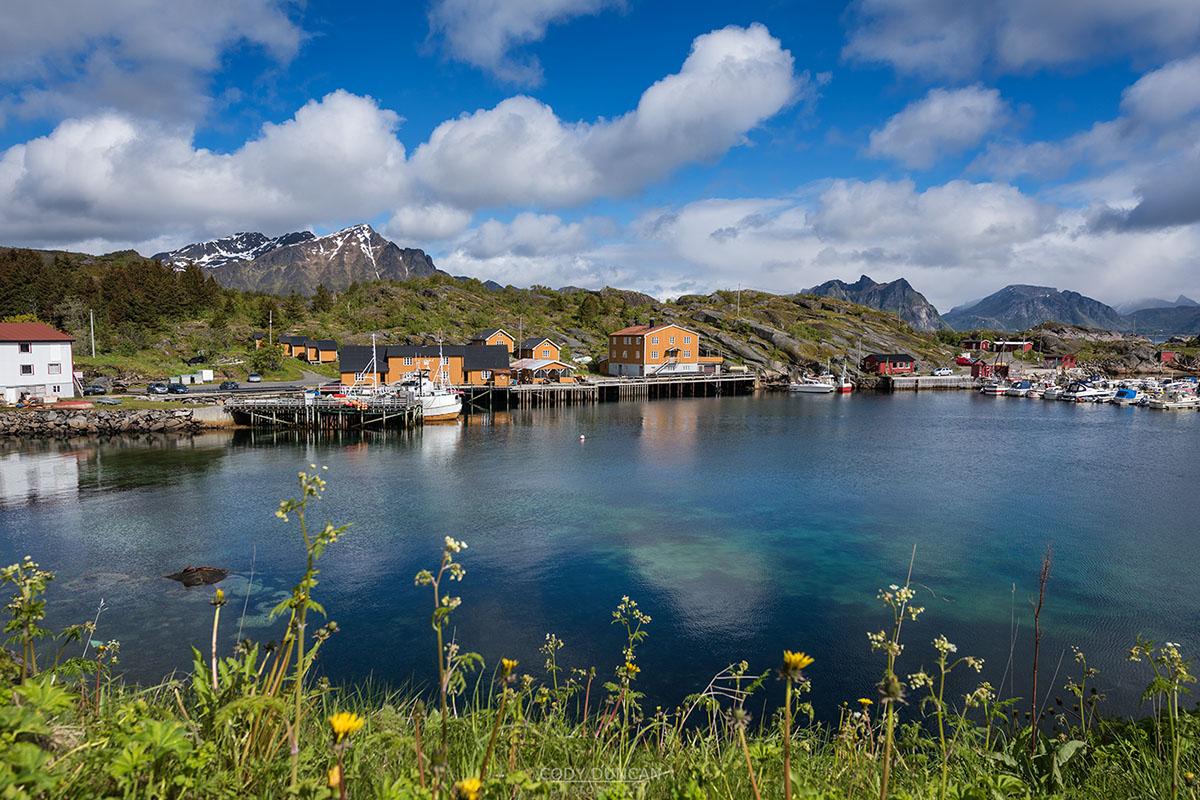 Arctic Solstice - Lofoten Photo Tour