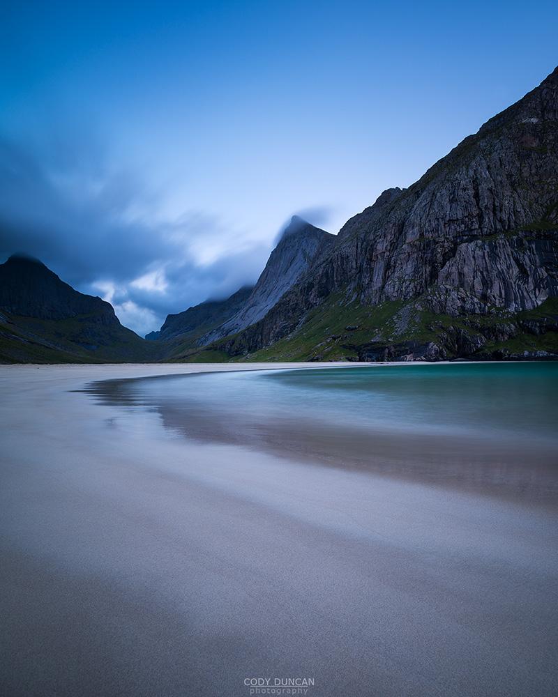 Distant Beaches - Lofoten Photo Tour