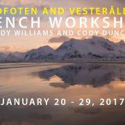 Muench Workshops - Lofoten and Vesterålen 2017