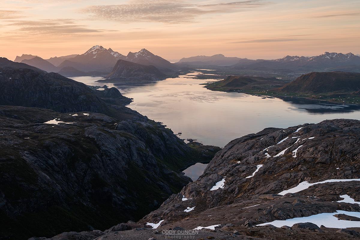 Hestraeva - Lofoten Islands