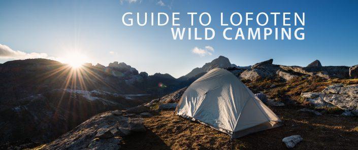 Wild Camping - Lofoten Islands