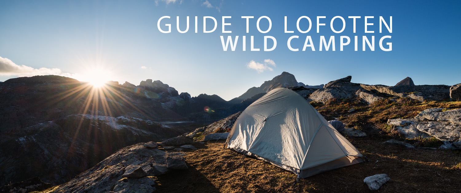 Wild Camping - Lofoten Islands