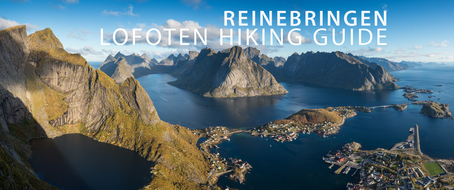 Reinebringen Mountain Hiking Guide - Lofoten Islands