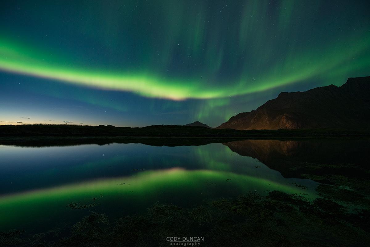 Friday Photo 192 - Northern Lights