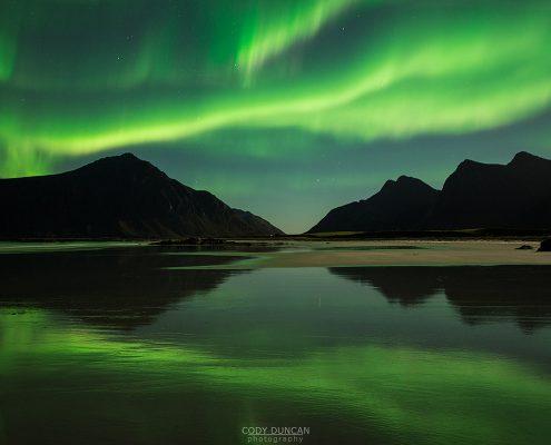 Friday Photo #202 - Skagsanden Aurora