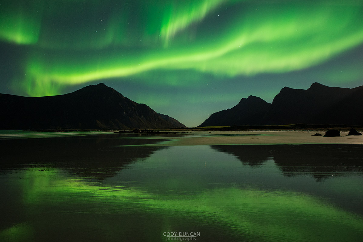 Friday Photo #202 - Skagsanden Aurora