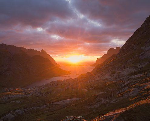 Friday Photo #204 - Reine Sunrise