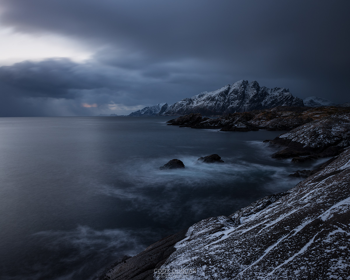 Friday Photo #20 - Lofoten Mørketid