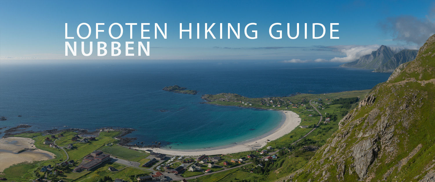 Nubben Mountain Hiking Guide - Lofoten Islands
