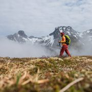 Volandstind mountain hiking guide - Lofoten Islands